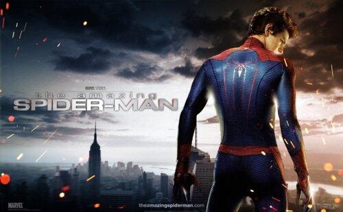 Новый Человек-паук, The Amazing Spider-Man