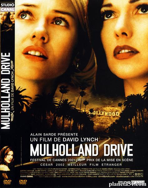 Малхолланд Драйв / Mulholland Dr. (2001/BDRip/HDRip)