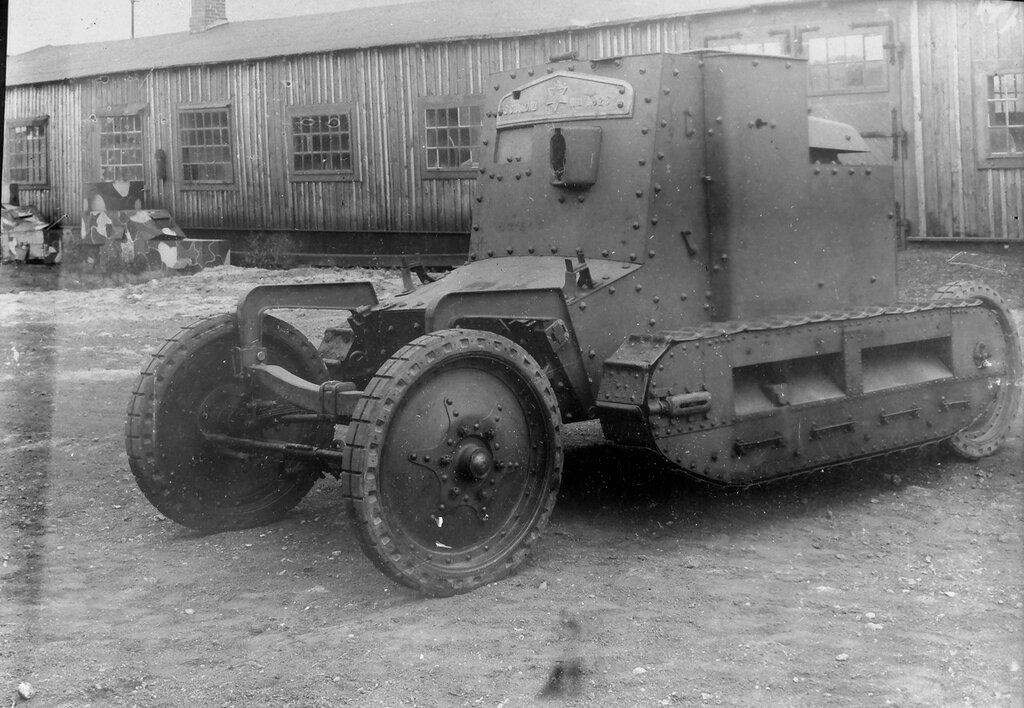 Chenilette St-Chamond M1923