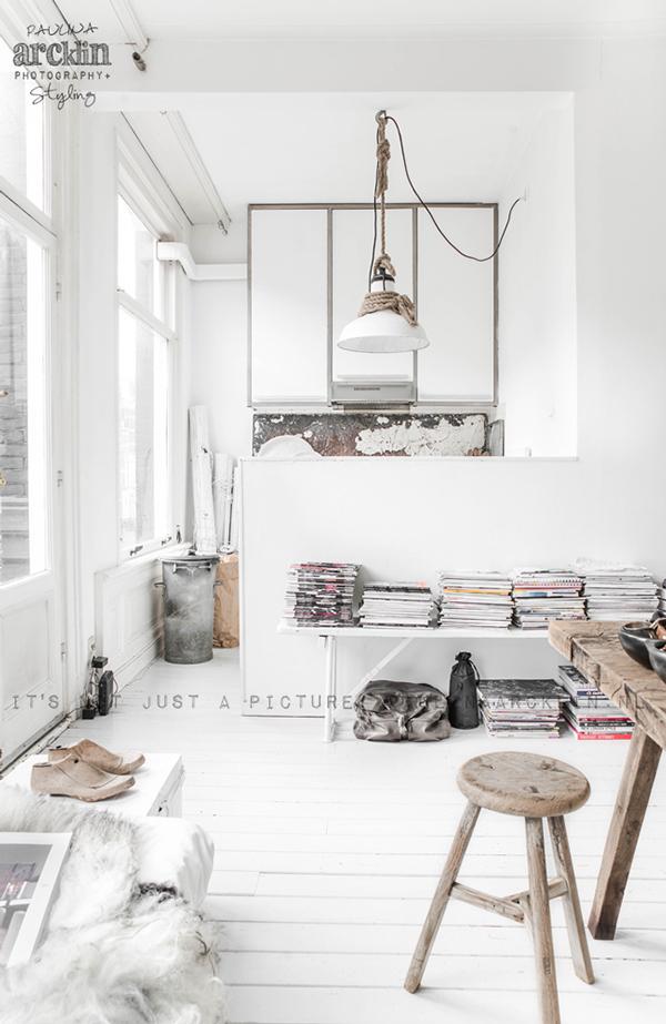 Голландский фотограф и стилист интерьеров ©Paulina Arcklin. 35 фото