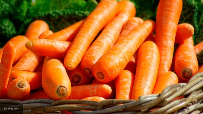 Ученые: морковный сок защитит отрака