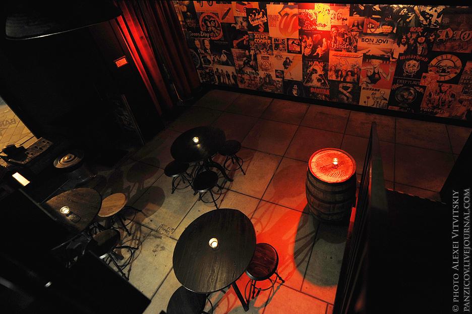 Хард-рок бар