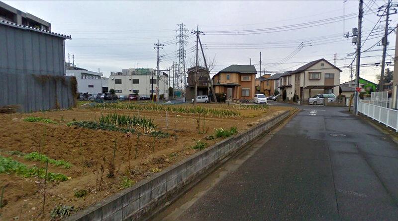 Дорога к Токан-мори
