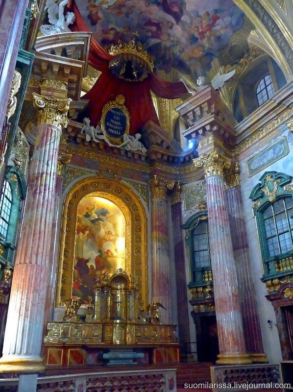 Церковь Иезуитов.
