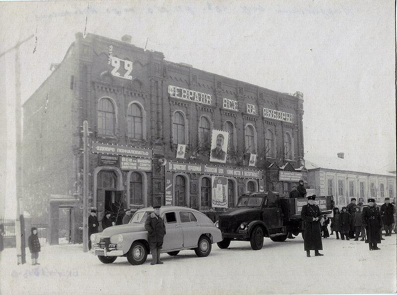 Белгород, Здание бывшей Иосафовской школы http://sanchess-city31.livejournal.com/