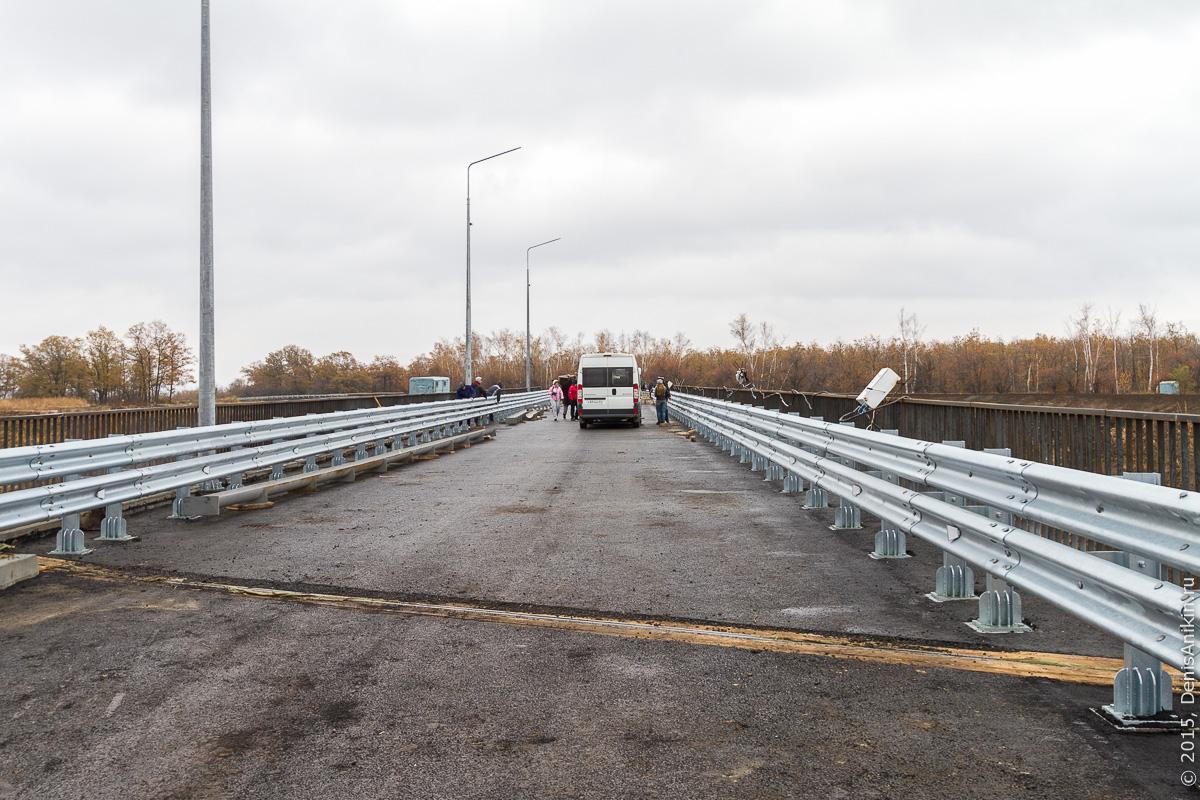 Строительство автодороги в обход Елшанки 4