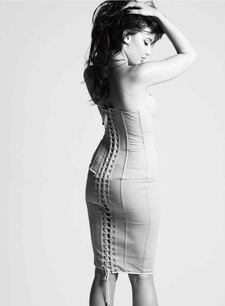 модель Дейзи Лоу / Daisy Lowe, фотограф Jermaine Francis