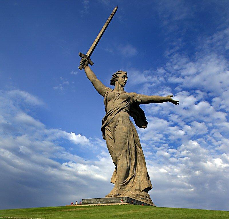 69-я годовщина Сталинградской битвы