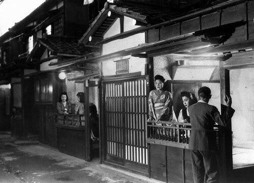 японские проститутки