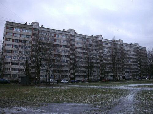 ул. Софьи Ковалевской 10к1