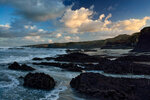 Пляж Almograve на рассвете