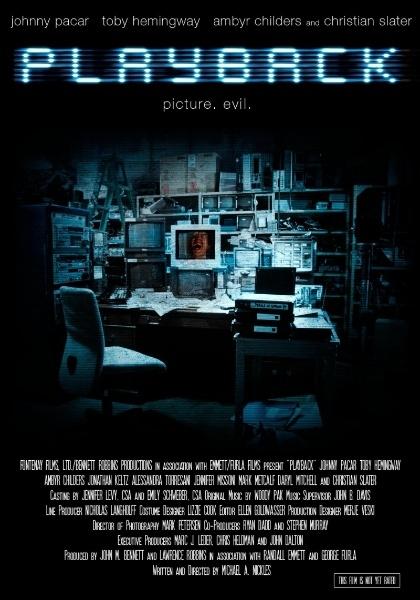Воспроизведение / Playback (2012/HDRip/ENG)