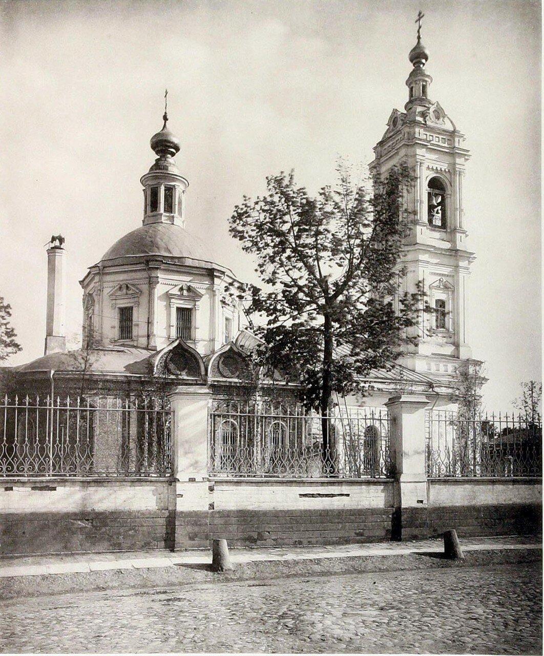 408. Церковь Пимена Великого в Новых Воротниках