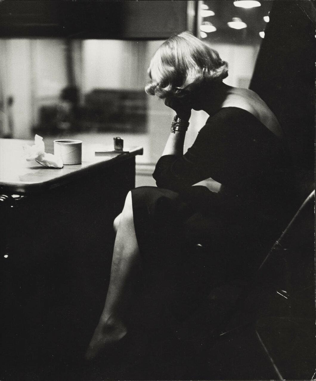 1952. Марлен Дитрих, Нью-Йорк