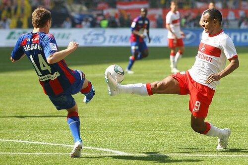 ЦСКА vs СПАРТАК 0:1