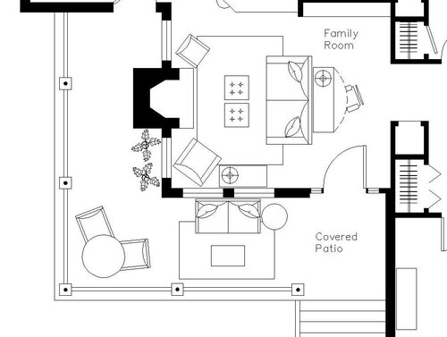 Бесплатный проект двухэтажного коттеджа