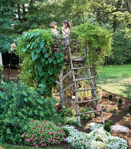 Красивые сады ландшафты фото