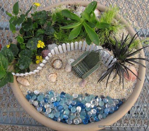 композиции из комнатных растений 4