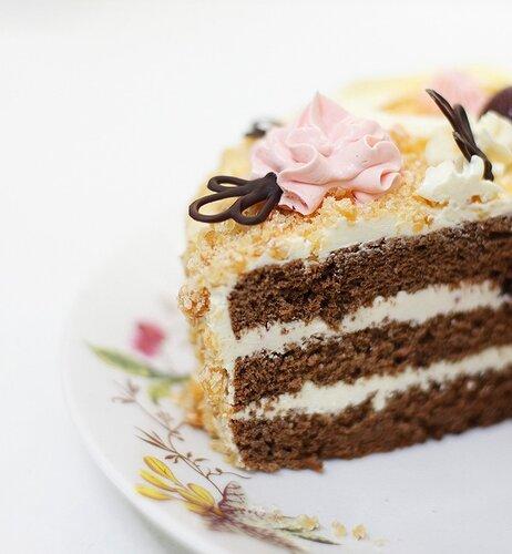 торт вацлавский рецепт