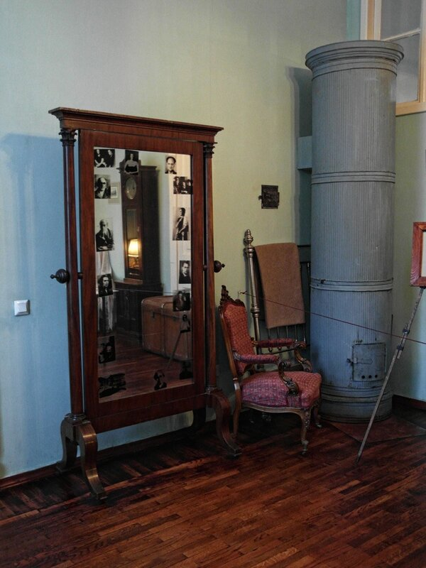 музей Ахматовой в Петербурге