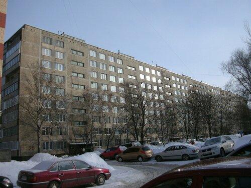 Искровский пр. 25к1