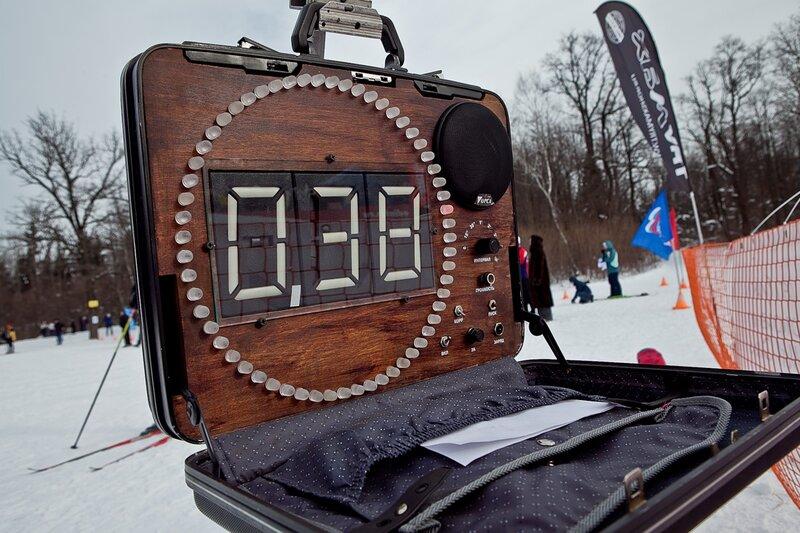 День лыжника 2011/ Одинцово, 27 февраля 2011