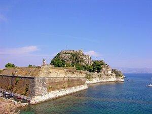 Новая береговая крепость