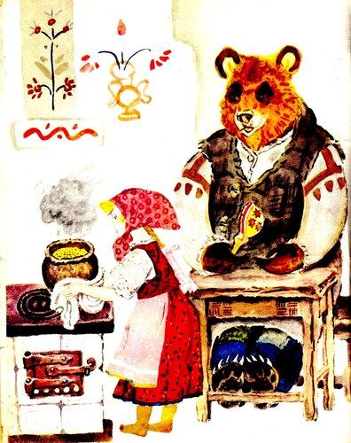 Маша и медведь: Лосин и Устинов