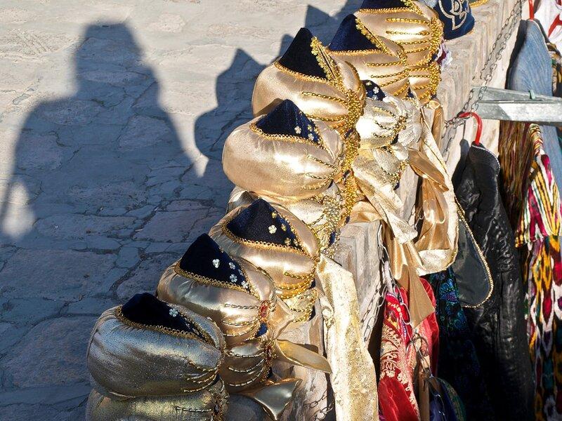 Золотая осень в Узбекистане (много фото)