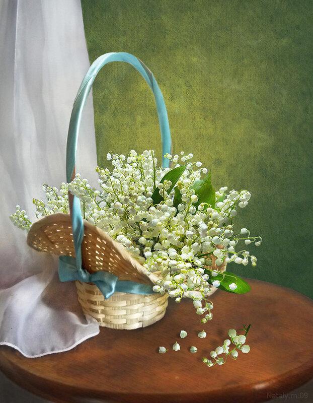 Корзиночка весны