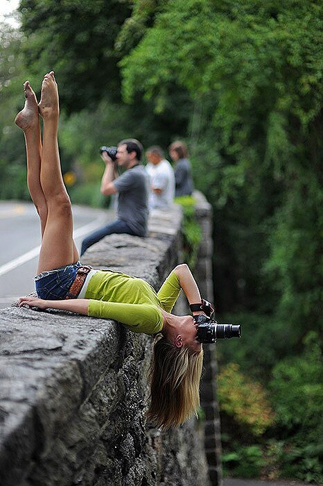Фотопроект танцоры