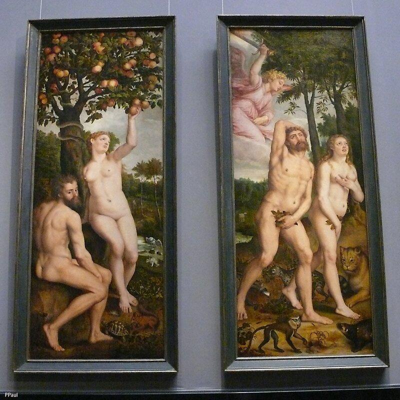 Картины Великих мастеров...