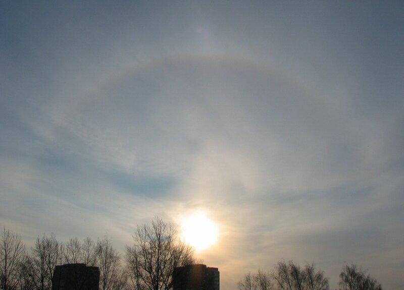Гало 12.02.2011 9:02
