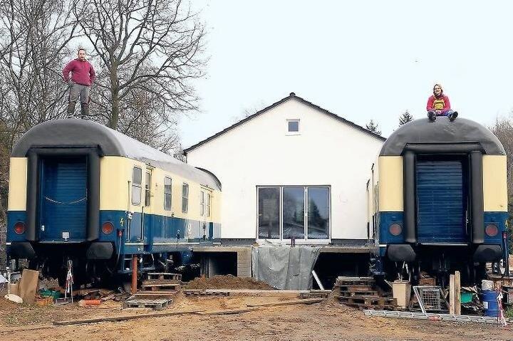 вагон жилой дом
