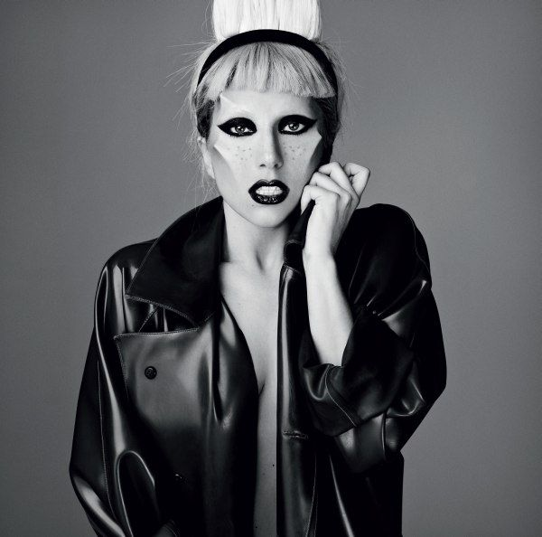 Леди Гага / Lady Gaga by Mariano Vivanco in i-D spring 2011