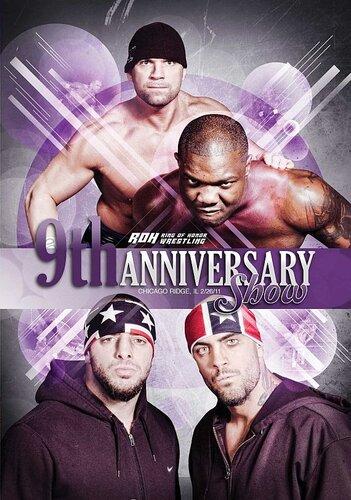 Post image of [Серия Пенальти]: ROH, 9th Anniversary Show