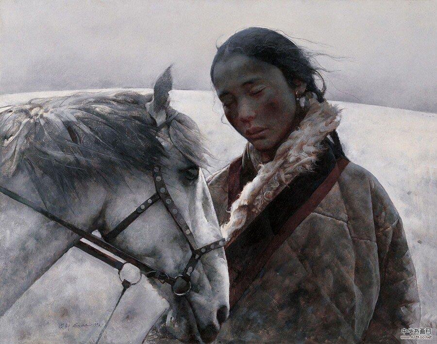 Ai Xuan.Tibet