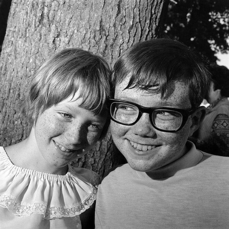 Scottsboro, Alabama 1972 photo © Rosalind Solomon