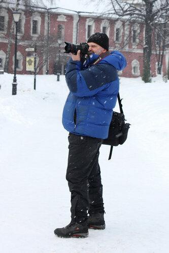 Виктор Володин, фотограф