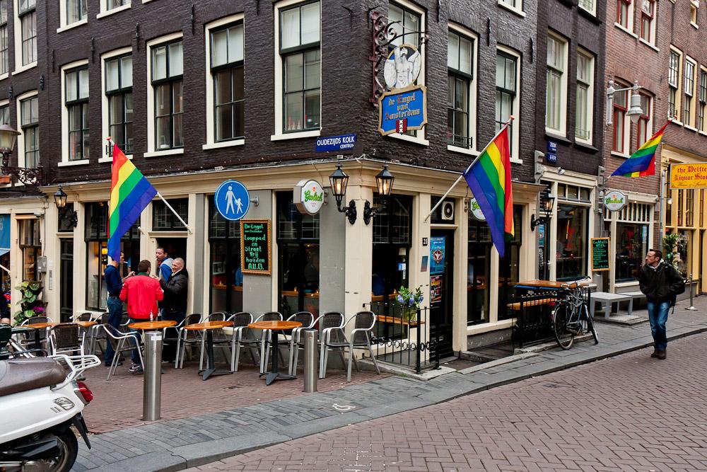 Картинки по запросу Радужный флаг Роттердам
