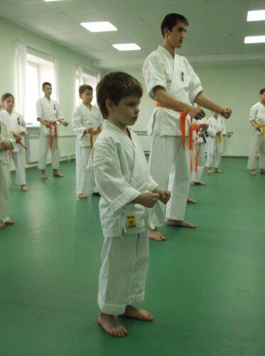 Весенняя Школа Каратэ 2012