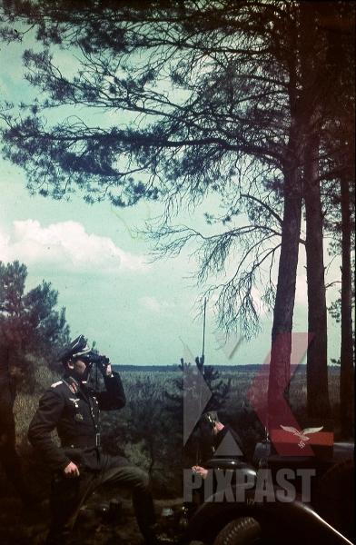 stock-photo-german-luftwaffe-flak-officer-spanish-cross-in-silver-binoculars-radio-operator-eagle-flag-car-3-flak-abt-701--8048.jpg