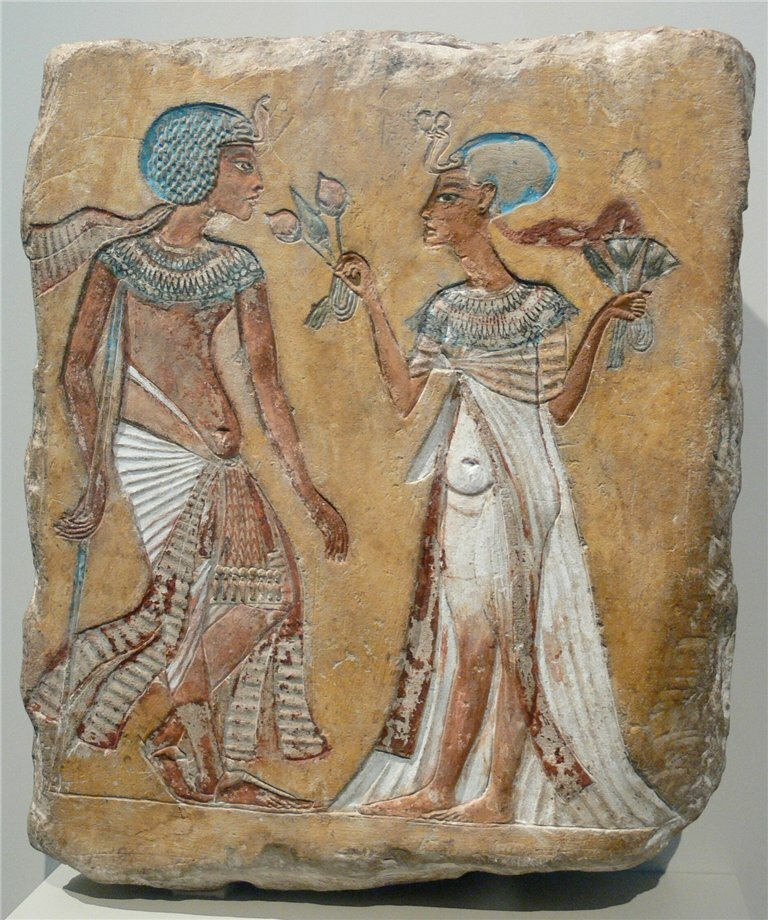 a history of akhenaton in ancient egypt Amenhotep iv, akhenaten, ruled 1352-1336 bc amenhotep iv is better known as akhenaten, the new name he took early on in his reign-ushered in a revolutionary period in egyptian history.