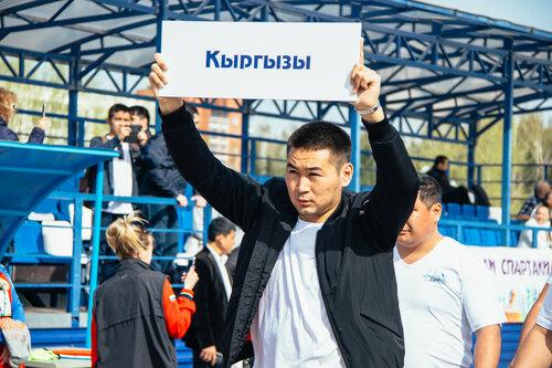 2 Спартакиада народов города Новосибирска и Новосибирской области