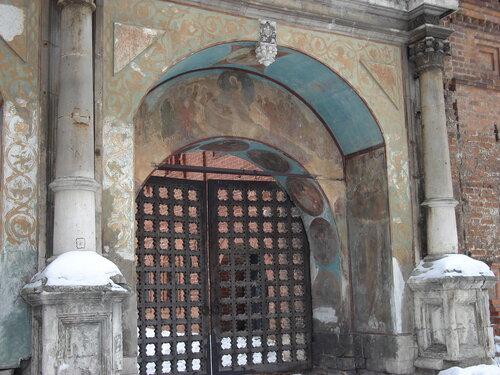 Парадные \святые\ ворота