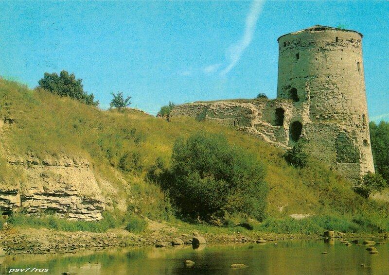 Гремячая башня. 1524 год.