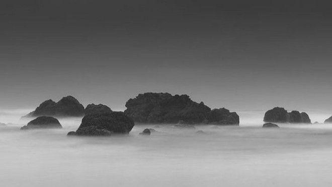 Дымящееся Черное море. Иногда на Черном море происходит явление, известное как морской туман. Для эт