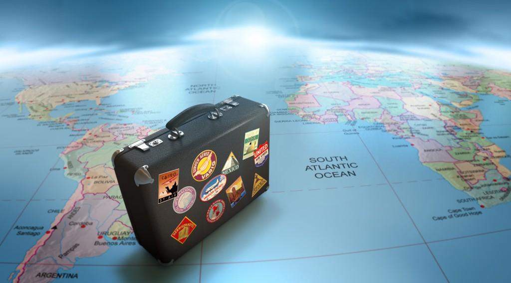 Путешествия помиру принесут туристам 2,5тыс.евро вмесяц