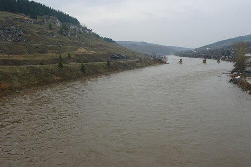 Усьва река и поселок