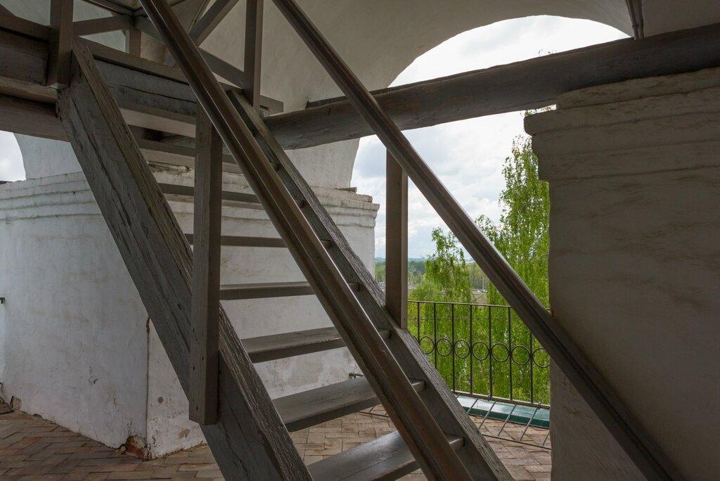 Звонница, Спасо-Преображенский монастырь